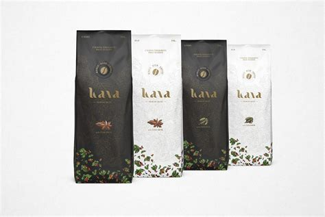 Kava Premium Coffee on Packaging of the World - Creative