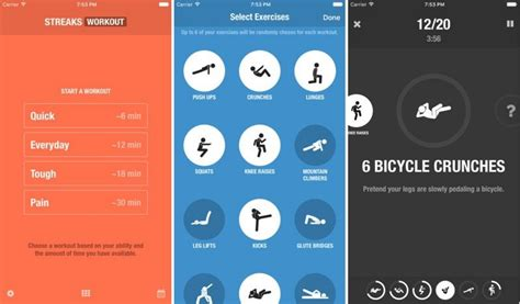 Fitness App 'Streaks Workout' Available for Free as Apple