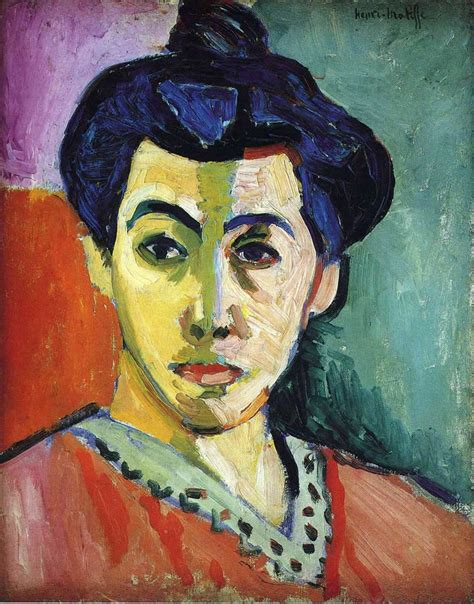 Green Stripe by Henry Matisse - Facts & History of the