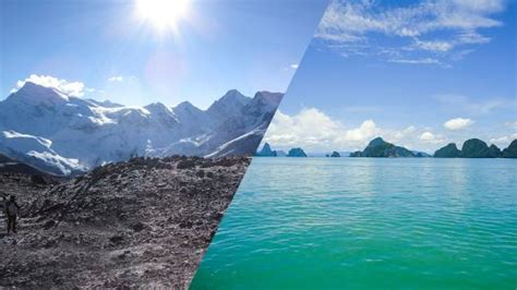 Are You A Mountains Or An Oceans Person? - ProProfs Quiz