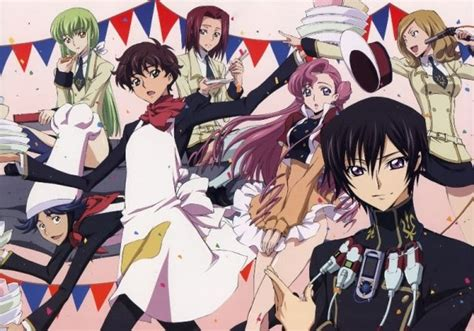 Code Geass Lelouch of the Rebellion Opening and Ending