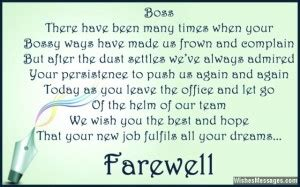 Quotes For Departing Employee