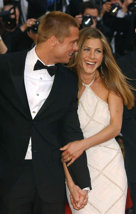 Everyone is hoping Jennifer Aniston and Brad Pitt will get