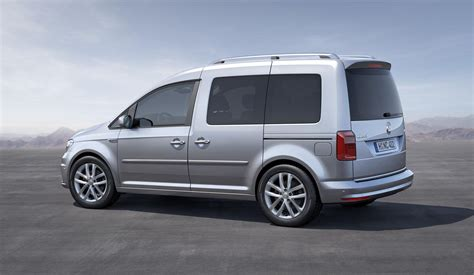 2015 Volkswagen Caddy Unveiled with New 1