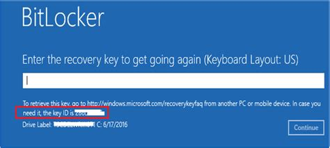 Techies Sphere: How to recover BitLocker encrypted drive