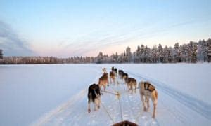 Win a four-night break to see the northern lights   Visit