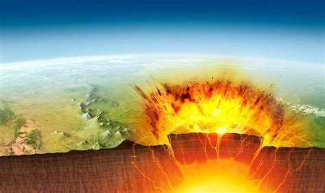Yellowstone volcano: National park rocked by more than 200