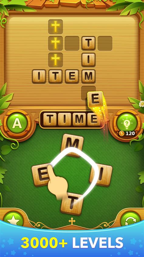 Bible Word Cross Puzzle - Best Free Word Games for Android