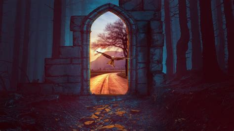 How to Create a Fantasy Photo Manipulation With Adobe