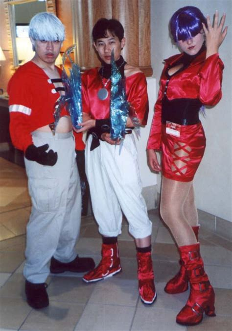 ANFCP:// Anime Expo 2k1 {- King of Fighters 1 -}