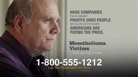 Powerful Mesothelioma Law Firm Commercial & Legal