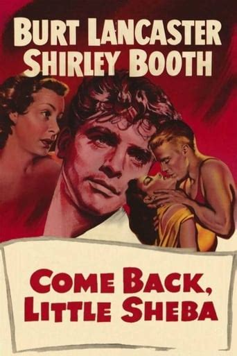 Watch Come Back, Little Sheba(1952) Online, Come Back