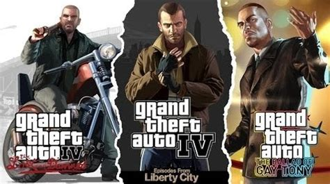 Grand Theft Auto: GTA IV Episodes from Liberty City Download