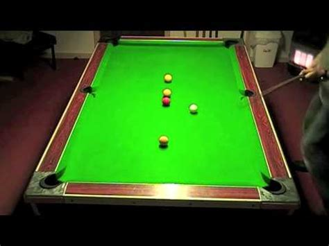 8 Ball Pool - Practice Routines - YouTube