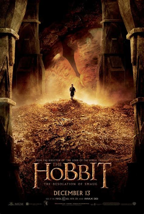 The Hobbit: The Desolation of Smaug – Movie Review