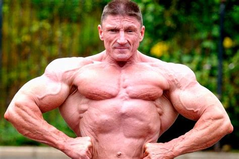 Salford bodybuilder, 60, sold steroids from the kitchen of