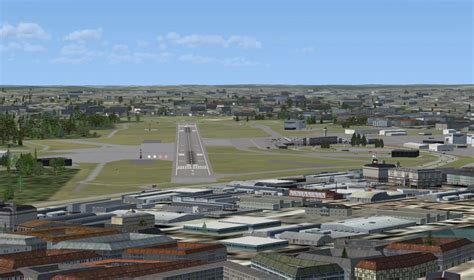 Stockholm (Bromma) Airport Scenery for FSX