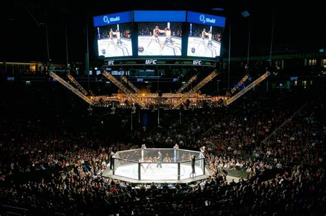 UFC Tries to Wriggle Out of New York State Chokehold - WSJ