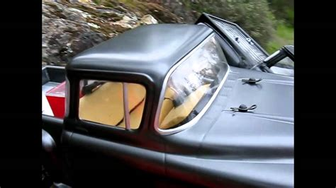 1957 chevy truck rc crawlers - YouTube