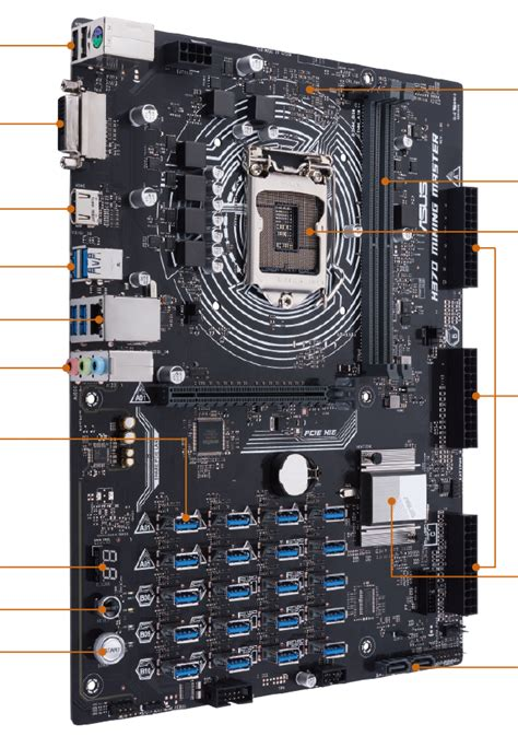 H370 MINING MASTER   Motherboards   ASUS Canada