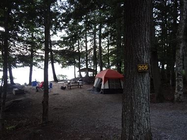 Moffitt Beach Campground & Day Use Area - NYS Dept