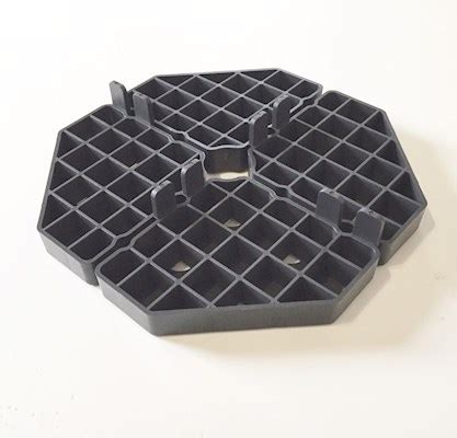 Castle Heavy Duty Plastic Stackable Paving Support