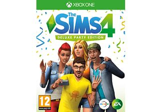 The Sims 4 Deluxe Party Edition Xbox One Spel - Köp på