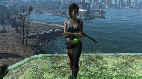 Video Game Picture Fallout 4 - sexy girl screenshot 3