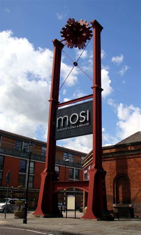 Museum of Science and Industry (Manchester) - Wikipedia