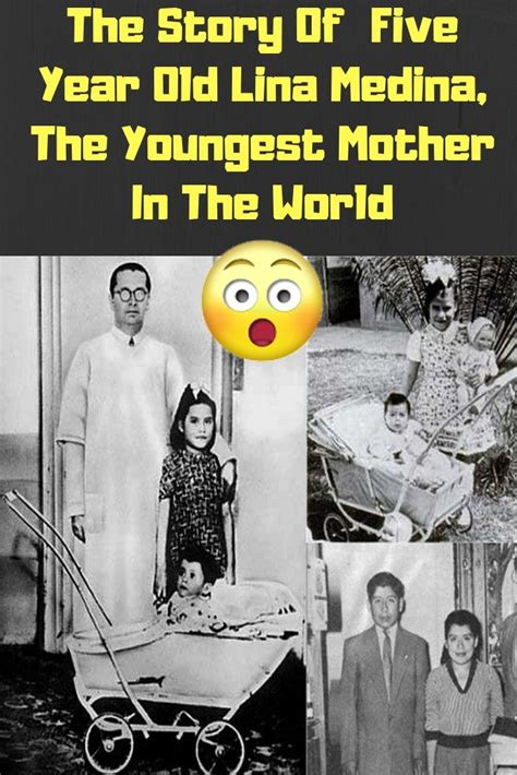 The Story Of Lina Medina, The Youngest Mother In Recorded