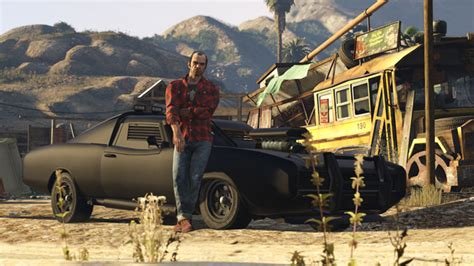 GTA 5 reviews go live - all the scores and impressions