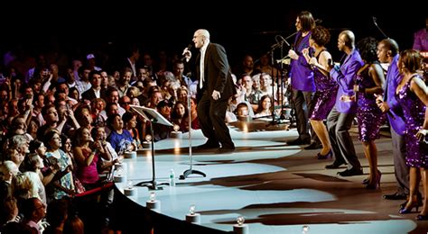 Phil Collins Plays Motown at the Roseland Ballroom - The