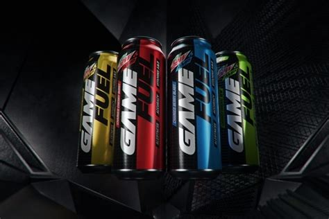 Mountain Dew launches gaming-inspired drinks