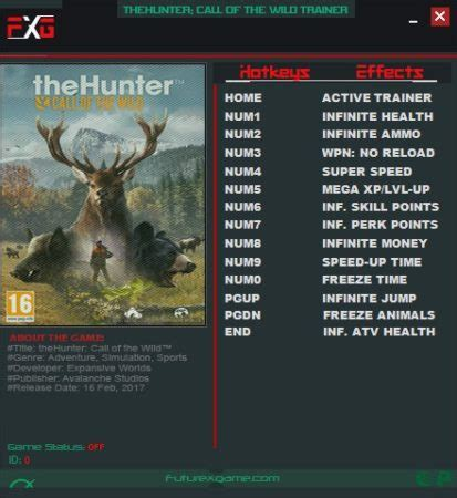 The Hunter: Call of the Wild v1