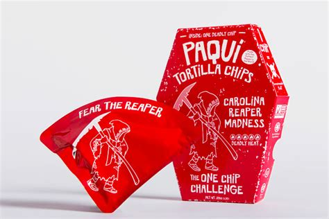 Chips So Hot, They Come in a Coffin   We Taste Tested the