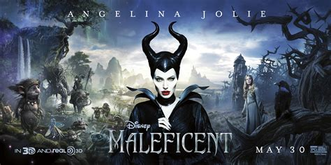 New 'Maleficent' Poster Looks Just Like Disney's Other