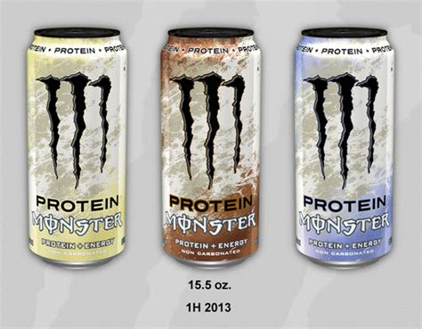 Monster Beverage buffs up Muscle Monster for launch