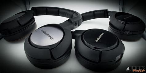 Test SteelSeries Siberia 840 – Casque Surround   PS4 / PS3