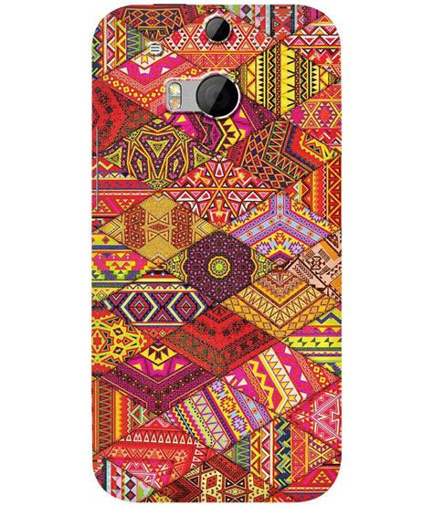 Htc One M8 Printed Back Covers by DailyObjects- - Printed