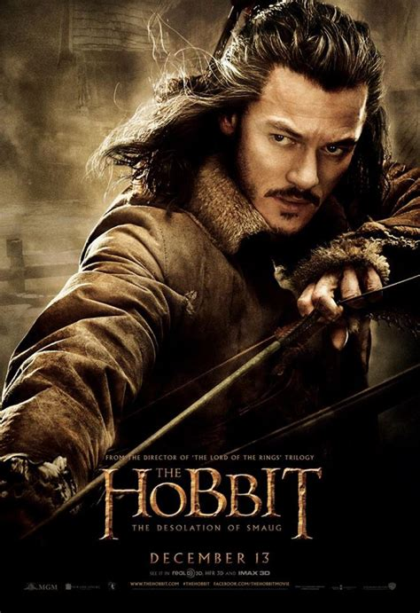 New Character Posters for The Hobbit: The Desolation of