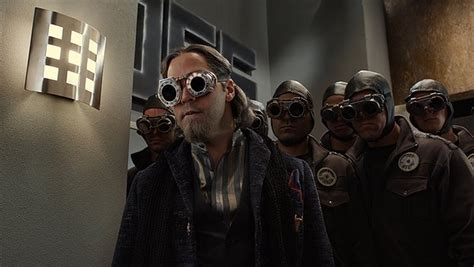Spy Kids: All the Time in the World in 4D; Don't Be Afraid