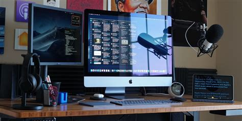 Mac office tour: standing desk, favorite apps, more - 9to5Mac