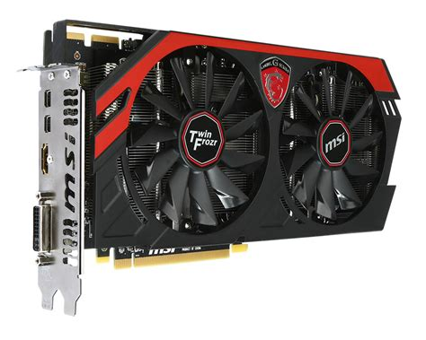 MSI launches Radeon R9 280X GAMING with 6GB memory