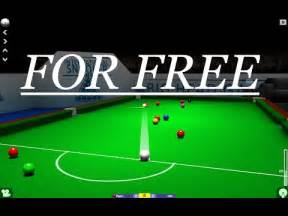 Top # 1 International Snooker Game For FREE (HD) - YouTube