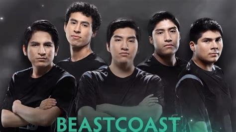 Beastcoast signs Team Anvorgesa roster ahead of first DPC