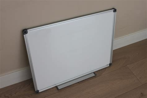 """Master of Boards® Drywipe Magnetic Whiteboard - 24"""" x 18"""