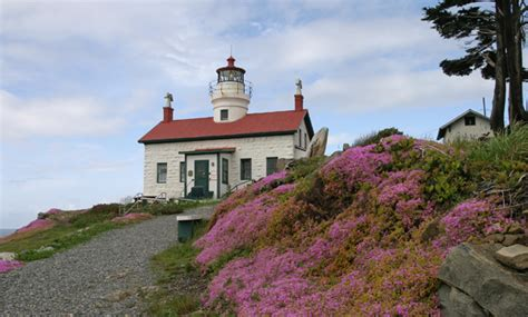 Battery Point (Crescent City) Lighthouse, California at