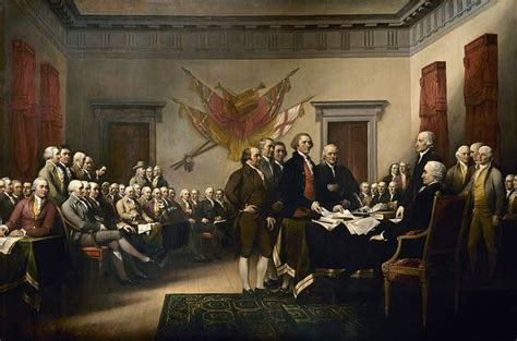 Ten Most Important Events in US History timeline