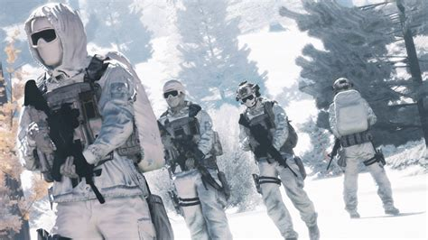 Arctic Yager - ArmA 3 Clan MilSim - 8th Special Forces