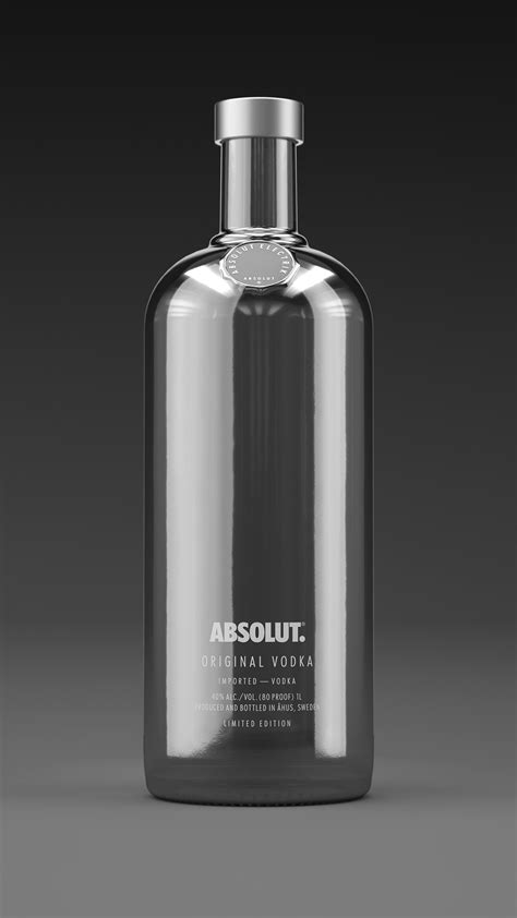 Absolut Introduces New Limited Edition Metallic Bottles
